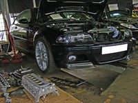 BMW M3 Head Gasket, STR BMW Specialists, Norwich, Norfolk