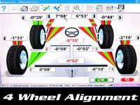 BMW Four Wheel Alignment, STR Service Centre, Norwich, Norfolk