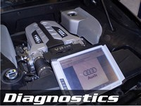 BMW Diagnostics, STR Service Centre, Norwich, Norfolk